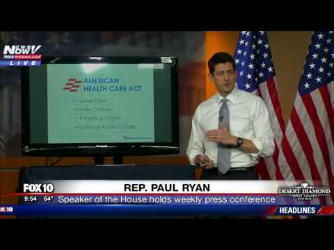 FNN Paul Ryan s FULL PowerPoint Presentation on American Health Care Act Obamacare Replacement