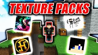 PrivateFearless Texture Packs (Minecraft Skywars)