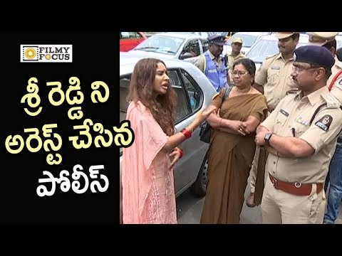 Xxx Mp4 Sri Reddy Arrested For Removing Dress TFI Chamber Filmyfocus Com 3gp Sex
