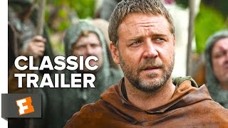 Robin Hood (2010) Official Theatrical Trailer - Russell Crowe Movie HD