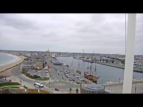 Webcam Saint Malo Le Port