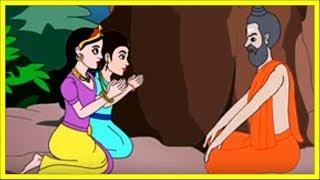 Thakumar Jhuli | Momer Rajkumar | Bangla Cartoon | Thakumar Jhuli Cartoon | Part 2