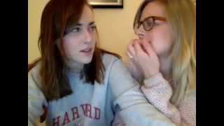 Rose and Rosie kisses part 2
