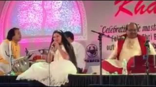 Child Prodigy Sneha Shankar amazing Ghazal