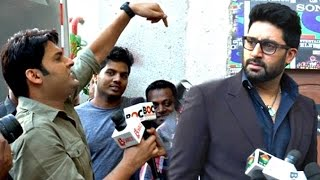 All Moments When Abhishek Bachchan  Was INSULTED By Reporters In PUBLIC