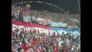 ANAL 1 VS MEDELLIN 2...FUTBOL COLOMBIANO 2012 FECHA # 7...REXIXTENXIA NORTE