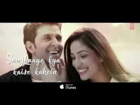 kaabil hoon lyrics hritikh roshan yami gupta