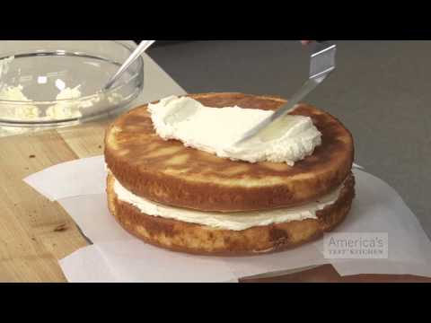 Learn to Cook Bridget Lancaster Explains How to Frost a Cake