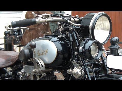 Wystawa Zabytkowych Motocykli Pszczyna 2014 Vintage Motorcycles