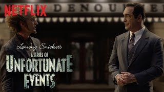 A Series of Unfortunate Events: Season 3   Date Announcement [HD]   Netflix