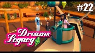 Les Sims 4 | Dreams Legacy #22: Sortie au parc avec papa