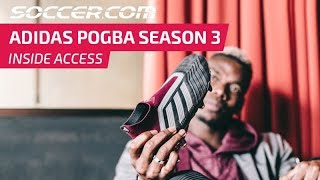Paul Pogba takes over Paris for adidas capsule launch
