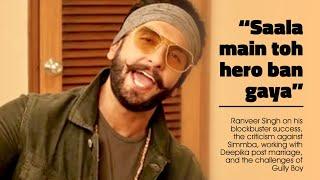 Ranveer Singh interview with Rajeev Masand