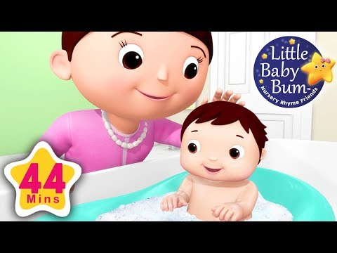 Xxx Mp4 Baby Bath Song Plus Lots More Nursery Rhymes 44 Minutes Compilation From LittleBabyBum 3gp Sex