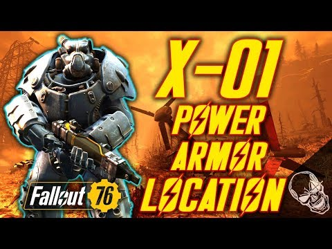 Xxx Mp4 X 01 Power Armor Location In Fallout 76 SPOILERS 3gp Sex