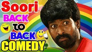Soori best Comedy scenes | Soori Back to Back Comedy | Tamil Comedy | Sivakarthikeyan & Soori Comedy
