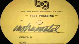Chance - Master Groove (Instrumental) The Bestway Group Test Pressing 1982