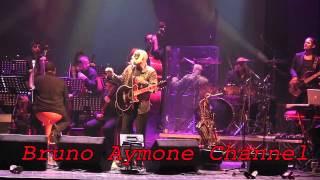 BRUNO AYMONE CHANNEL - AFRAKA' ROCK FESTIVAL 2012 OSANNA  ROSSO ROCK in Concerto (10° P.) -