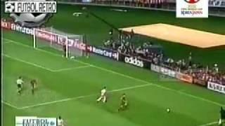 Corea 1vs Portugal 0  Korea/Japon 2002  grupo D Rui Costa, Figo, Angel Sanchez FUTBOL RETRO TV