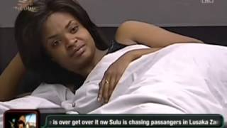 Oh, what a night!- Big Brother Africa The Chase