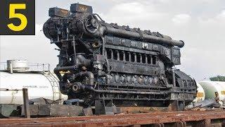 Top 5 BIGGEST Engines - start ups
