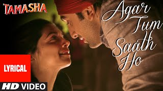 """Agar Tum Saath Ho"" Song with Lyrics 