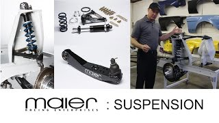 Front Suspension Kits - Maier Racing