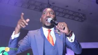 Timi Dakolo's Live Performance At COSON Song Awards 2015