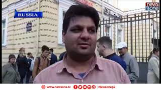 Russia based Pakistanis contribute to PM-CJ
