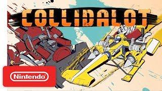 Collidalot - Launch Trailer - Nintendo Switch