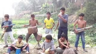 ai sit kano ato kosto kosto,  Bangla fanny video