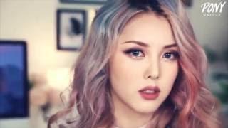 Korean Make Up tutorial - Sexy Party Look