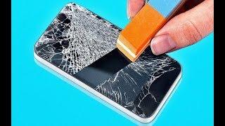 إصلاح وتغيير شاشة الهاتف المنكسرة وتعلم إصلاح أي مشكلة في الهاتف بنفسك ! وداعا مصلحي الهواتف
