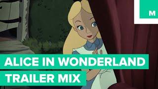 'Alice in Wonderland' as a Horror Movie | Trailer Mix