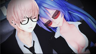 【MMD】 Lucky