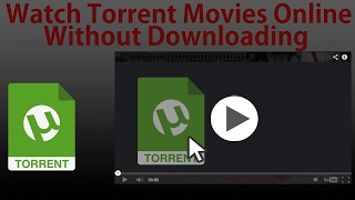 How to watch Torrent Movies Online in Blocked torrent traffic