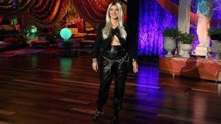 Ellen is Nicki Minaj for Halloween!