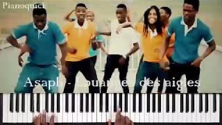 Asaph - Louange des Aigles: Tutoriel Débutant PIANO QUICK