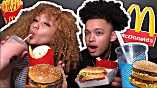 McDonalds Mukbang! WE ARE GOING ON A CRUISE!