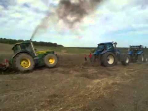 wtopy maszyn rolniczych