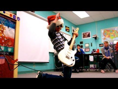 Surprise Classroom Guitar Solo