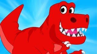 Morphle the Dinosaur! Dinosaur Cartooons for Kids