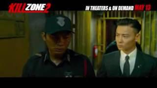 KILL ZONE 2   Movie CLIP # 1 Action   TONY JAA   YouTube