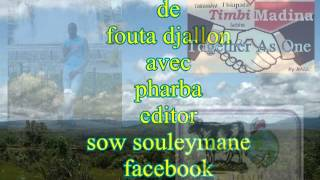 PHARBA histoire de fouta djallon guinee(sow souleymane)