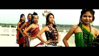 MISS TRIPURA-2   Young Bru   Music Video