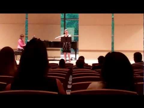 Burton Sonatina for Flute and Piano Movement I