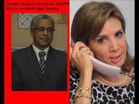 Prefeita Darcy Vera Ribeirão Preto escuta telefônica PF