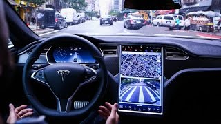 Elon Musk Says All New Teslas Will Be Equipped for Self-Driving