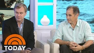 'Dunkirk' Director And Actor: It's 'One Of The Greatest Stories In Human History' | TODAY