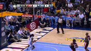 NBA Top 20 In-Game Dunk Contest of 2011-2012